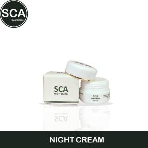Night Cream SCA Cosmetics
