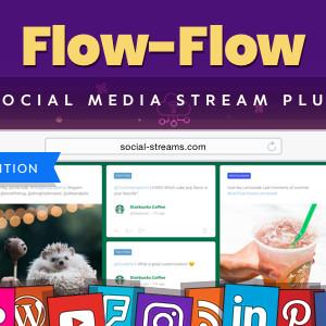 Flow-Flow - Plugin WordPress Social Stream