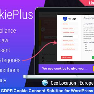 Cookie Plus - Solusi Persetujuan Cookie