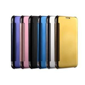Flip Cover Case Mirror For Iphone 5 Plus