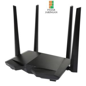 TENDA AC6 AC1200 Router WiFi Dual-Band Canggih