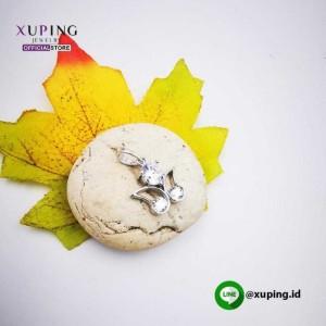 XUPING LIONTIN KUPU SILVER 0142190224