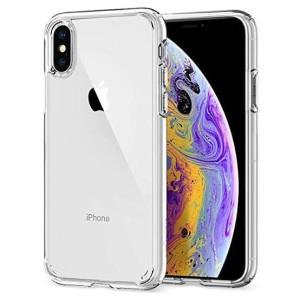 Transparan Case iPhone XR Slim Ultra Hybrid S Cover/Casing Sgp Spigen