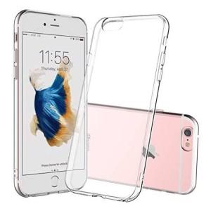 Transparan Case iPhone 8+/7+ Ultra Hybrid Clear Cover/Casing Sg Spigen