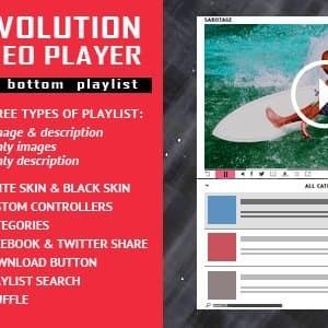 Revolusi Video Player Dengan Daftar Putar Bawah