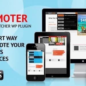 xPromoter - Plugin Responsif Pengalih Top Bar