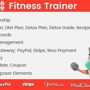 Fitness Trainer - Plugin Keanggotaan Pelatihan