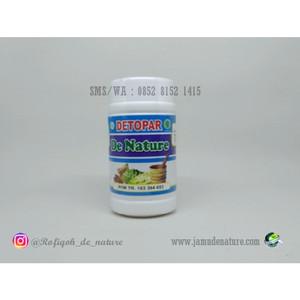 Detopar Obat Herbal Paru Paru Kering/Basah/Menahun / TBC De Nature