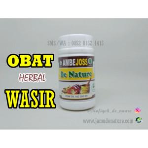 AMBEJOSS Obat Herbal Atasi Wasir/Ambeien De Nature
