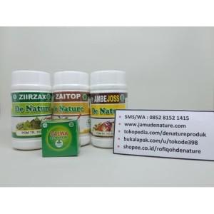 Paket Herbal Atasi Wasir/Ambeien De Nature