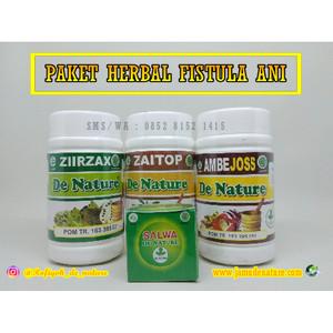 Obat Herbal Fistula Ani De Nature