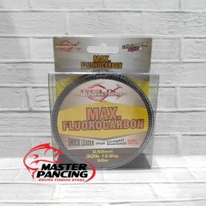 Senar Leader Relix Nusantara Max Fluorocarbon 30lb - 50m