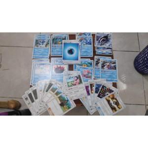 Tapu Fini Starter Deck (Open) Pokemon TCG Card Indonesia
