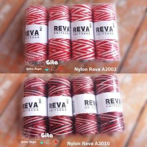 Nylon Reva Gradasi/Benang Rajut Nylon
