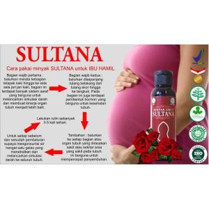 SULTANA Minyak Urut Herbal Alami Tradisional Terbaru De Nature
