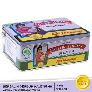 BERSALIN SERBUK KALENG 40
