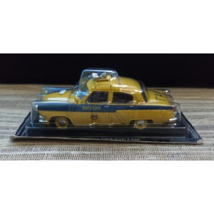 DINKY TOYS 24XT FORD STAR V8 TAXI logo counter for painting