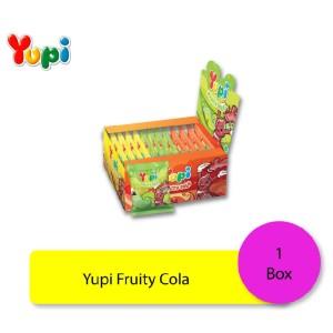 Yupi Fruity Cola