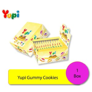 Yupi Gummy Cookies