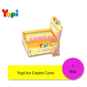 Yupi Ice Cream Cone