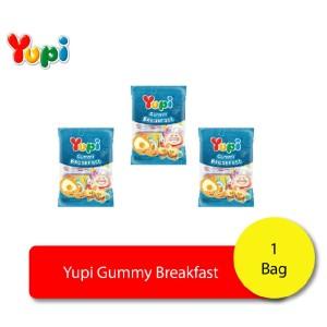 Yupi Gummy Breakfast