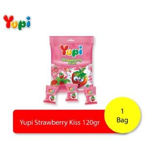 Yupi Strawberry Kiss 120 gr