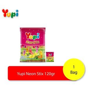 Yupi Neon Stix 120 gr