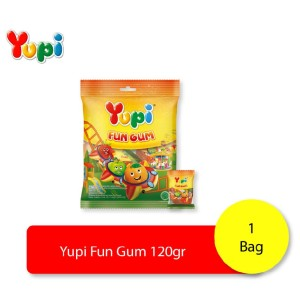 Yupi Fun Gum 120 gr