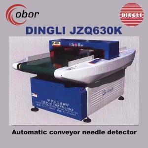 Dingli JZQ630K automatic conveyor needle detector