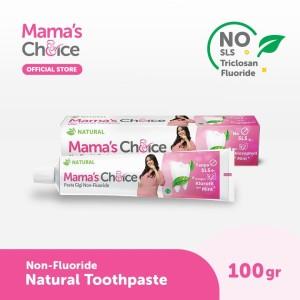 Mama's Choice Maternity Toothpaste (Pasta Gigi Khusus Ibu Hamil)