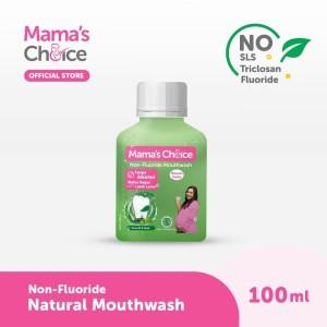 Mama's Choice Mouthwash (Obat kumur khusus ibu hamil dan menyusui)