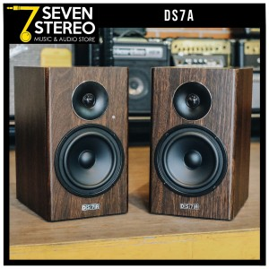 ISK DS7A Speaker Monitor Recording