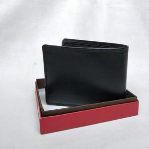 Dompet Kulit Asli Produk Lokal Model Tegak Full Kulit Zheta