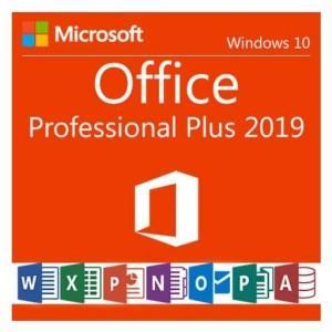 Office 2019 Pro Plus Original License Key