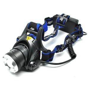 Murah! TaffLED High Power Headlamp 1 LED Cree XML-T6 - HD-LD
