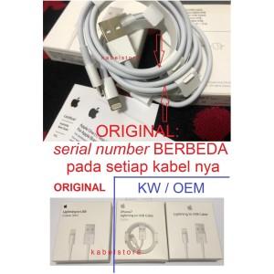kabel iphone Xs X max XR 11 8 7 ORIGINAL charger apple