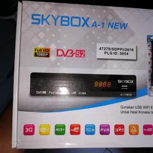 SKYBOX A1 NEW PARABOLA RECEIVER FULL HD DVB S2