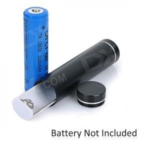 Murah! BruceBing Case Portable Power Bank Aluminium untuk 1 PCS 18650