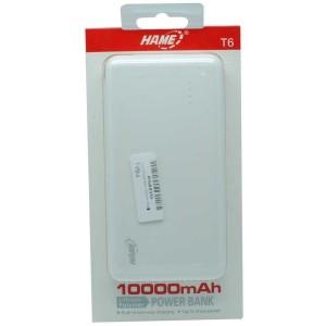 Murah! Hame T6 Portable Power Bank 10000mAh