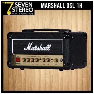 Marshall DSL 1H Guitar Head Amplifier