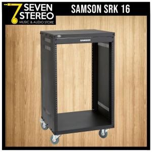 Samson SRK16 Rack Processor Sound System