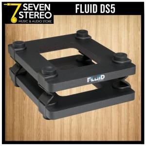Fluid Audio DS5 Studio Monitor Stand Isolation