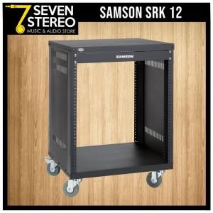 Samson SRK12 Rack Processor Sound System