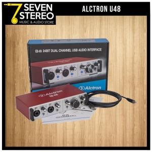 Alctron U48 Soundcard Recording - Audio Interface