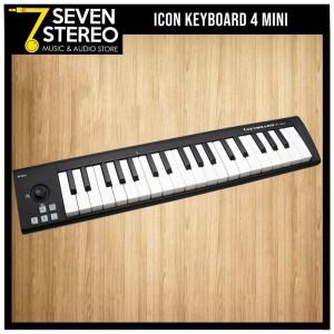 ICON IKeyboard 4 Mini - Keyboard MIDI Controller