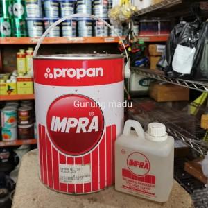 IMPRA CLEAR DOFF ML 131 ( 5 KG ) PROPAN + HARDENER MELAMINE CLEAR DOFF