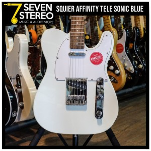 Squier Affinity Telecaster Sonic Blue