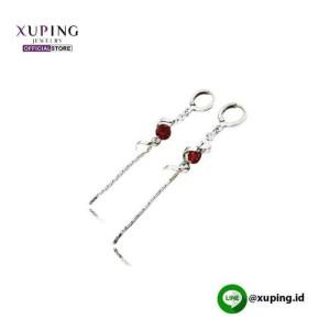 XUPING ANTING JURAI SILVER MOTIF SPIRAL 0172190038
