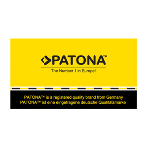Patona USB Dual charger for battery GoPro HERO 2018 Hero5 Hero 5 black Hero6 Hero 6 Hero7 Hero 7 AABAT-001
