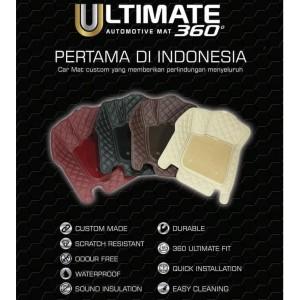 Karpet Ultimate Automotive Mat 360 SERENA Full Bagasi